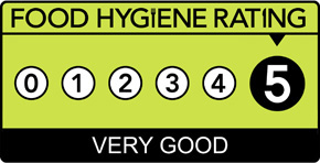 Prezzo Billericay's Food Hygiene Rating