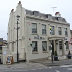 The Blue Boar