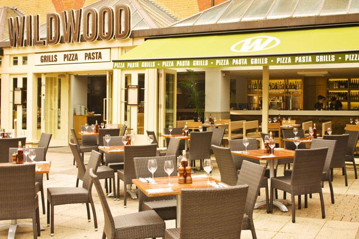 Wildwood Restaurant Opening Times