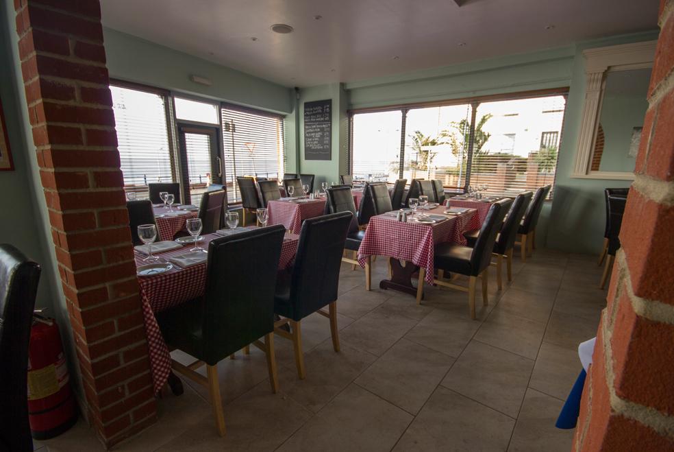 Italian Restaurants In Westcliff On Sea Essex