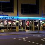The Ivory Peg