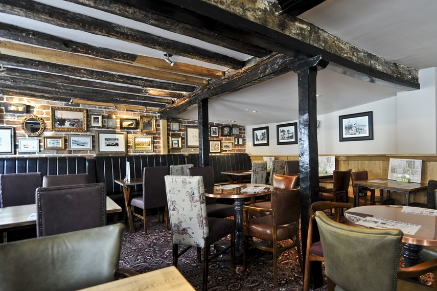 pubs with rooms near maldon essex